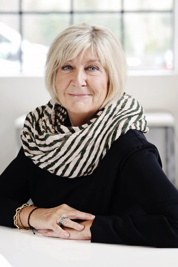 Mette Weber fra talmedboern.dk